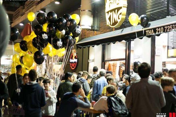 Τα εγκαίνια του Pitta King, του καλύτερου delivery fast food στην Αθήνα