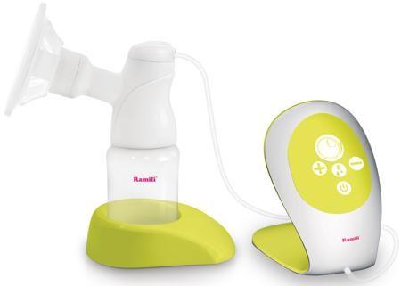 """электрический Single Electric SE300 двухфазный  — 5799р. ------- Электрический молокоотсос Ramili Single Electric SE 300 - молокоотсос , который имитирует естественный ритм сосания ребенком материнской груди, стимулирует выработку молока и эффективно его сцеживает. Он работает по программе """"двухфазного сцеживания"""", которая была разработана австралийскими учёными. На первой фазе происходит стимуляция груди, на второй - сцеживание. Компактный и легкий молокоотсос имеет 4 уровня интенсивности…"""
