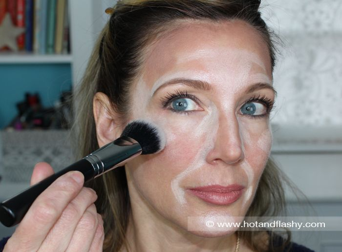 Contouring is a huge trend this year and everyone seems to be doing it. It's hard to miss the YouTube videos or Instagram pics of people with painted faces (like mine above). It's a technique that has it's roots in theatrical makeup but now with video tutorials and contouring kits everywhere I've been asked if mature people can do it and if so, how. If you read my blog at all you know that I don't like rules or limits on what older people can do so I say Yes We Can! We j...