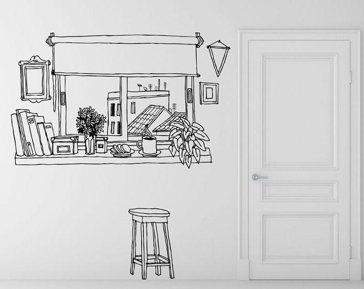 Creativas ideas de cómo dibujar tus paredes