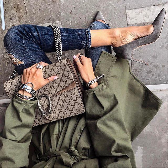 Instagram media by lolariostyle - Sunday night details ✨ jeans #zara for all other details  http://liketk.it/2rhPL #liketkit @liketoknow.it