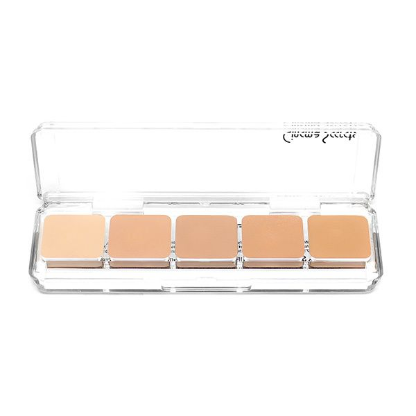 Camera Ready Cosmetics - Cinema Secrets Ultimate Foundation Palette (Limited Quantity), $28.00 (http://camerareadycosmetics.com/products/cinema-secrets-ultimate-foundation-palette-limited-quantity.html)