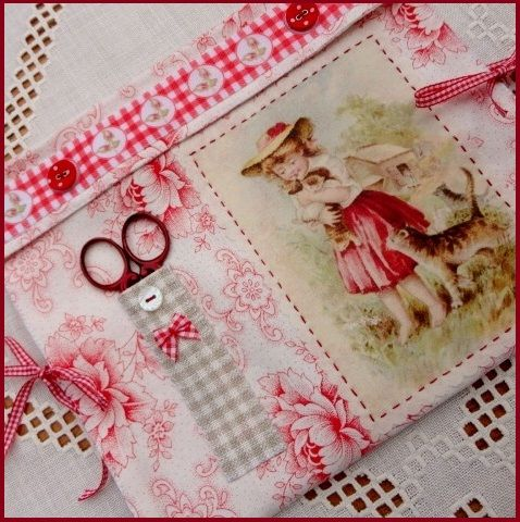 craft ideas for burlap 17 best images about trousses brodeuses on 3820