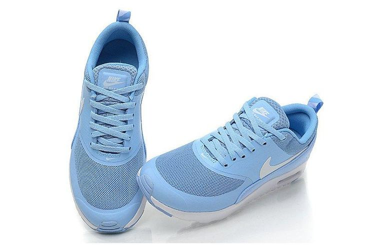 Nike Air Max 90 87 HYP PRM Womens Shoes Sky Blue