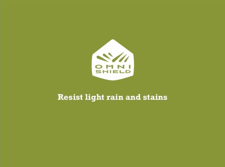 Columbia Omni-Shield™ - Resist light rain and stains