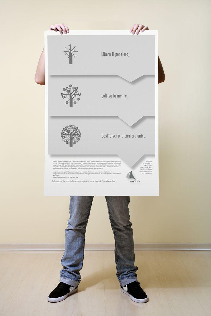 Imef italia, mission on poster