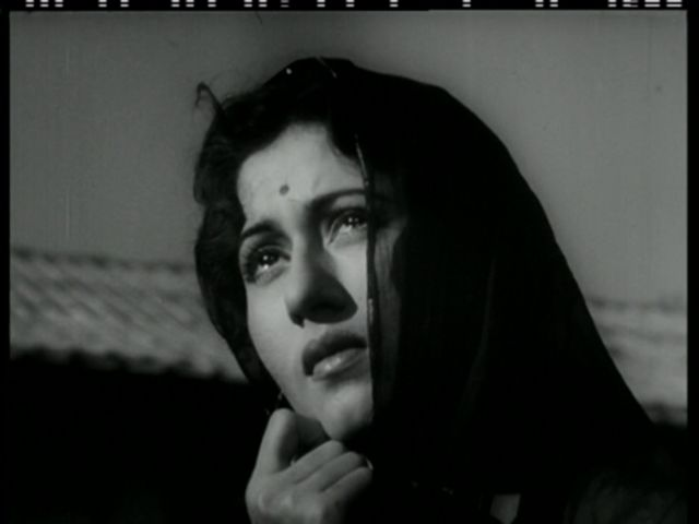 "Madhubala in ""Mr and Mrs '55"""