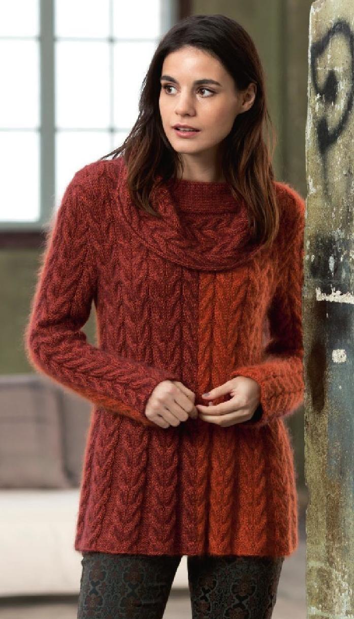 273 besten KNITTING Sweater/Pullover Bilder auf Pinterest ...