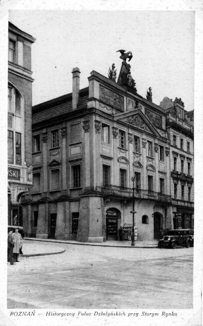 Poznań na starych pocztówkach i fotografiach [GALERIA, WIDEO] - Gloswielkopolski.pl