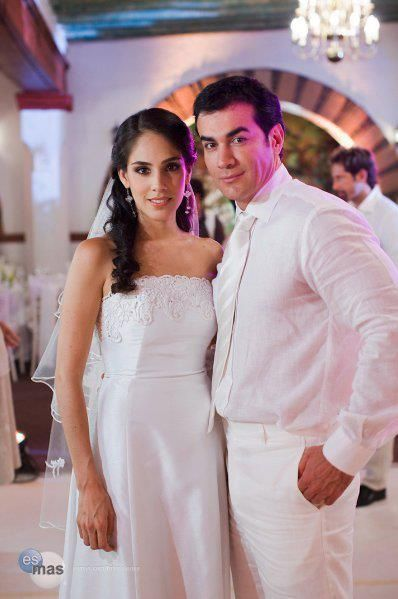 Sandra Echeverría and David Zepeda