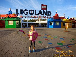 Legoland California - Thoughts & Tips