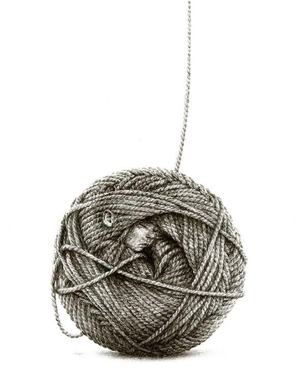 ball of yarn illustration wwwimgkidcom the image kid