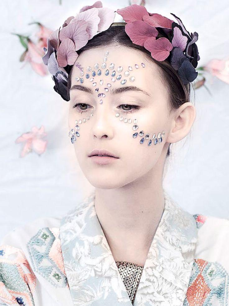 florals beauty | turkina faso by asiya bareeva rims