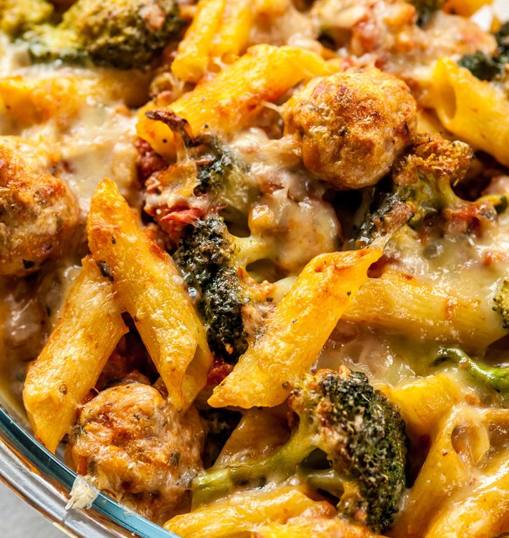 Bruno Loubet offers a variation on pasta and meatballs, using the well matched ingredients to create an oozing bake with a healthy dose of broccoli. This kids recipe cannot fail to please little ones, its simple yet dynamic flavour is a pleasure on palates both young and old.