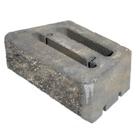 allen roth addie grigio insignia retaining wall block on wall blocks id=89812