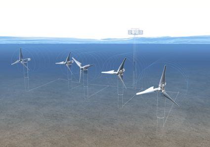 tecnologia Belica armas&desarrollo: Siemens convierte la energía mareomotriz en una al...