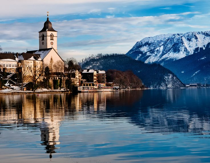 Austria - Saint Wolfgang: Pilgrimage Reflections
