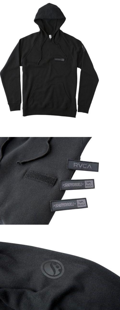 Hoodies and Sweatshirts 179770: New X-Large Shoyoroll Rvca Hoodie Jiu Jitsu Bjj Mma -> BUY IT NOW ONLY: $100 on eBay!