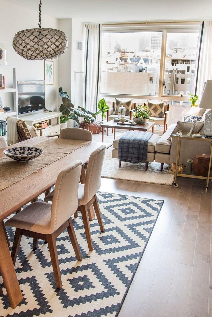 75 Comfy Apartment Living Room Decorating Ideas Small Mo