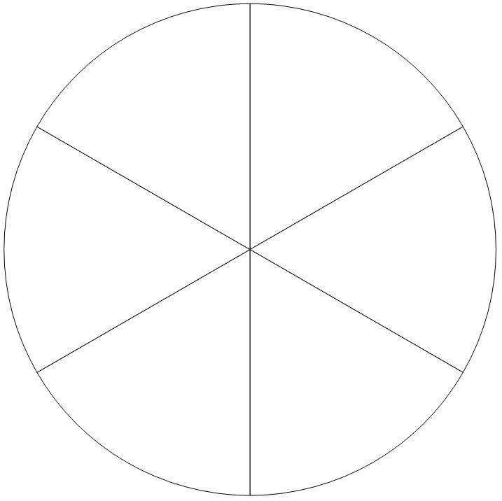 Color wheel template | Art ideas for elementary school ...