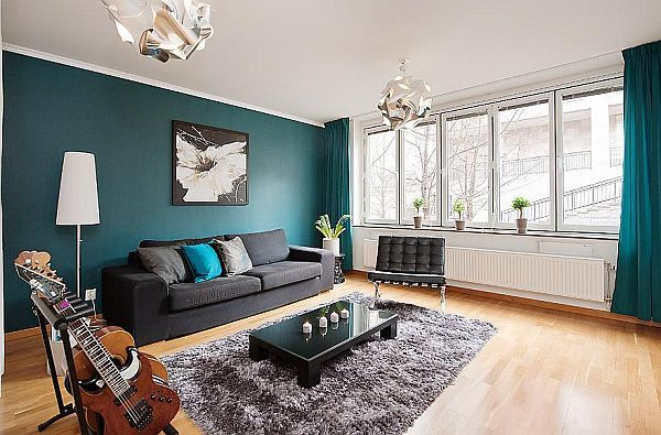 1000 Ideas About Turquoise Accent Walls On Pinterest