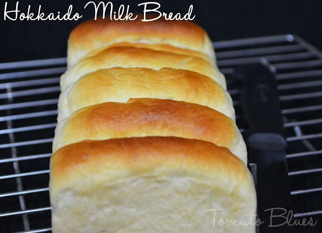 Hokkaido Milk Bread Recipe | Yeast Bread Recipes