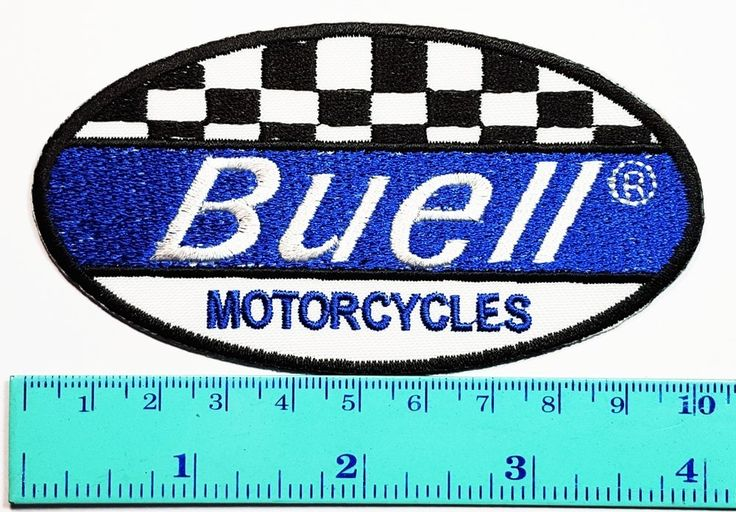Buell Classic Motorcycle Motocross Motobiker Logo Sign Biker Logo Jacket T- Shirt DIY Iron on Sew on Patch Embroidered Racing Logo Patch Sew Iron on Jacket Cap Vest Badge Sign *** To view further for this item, visit the image link.