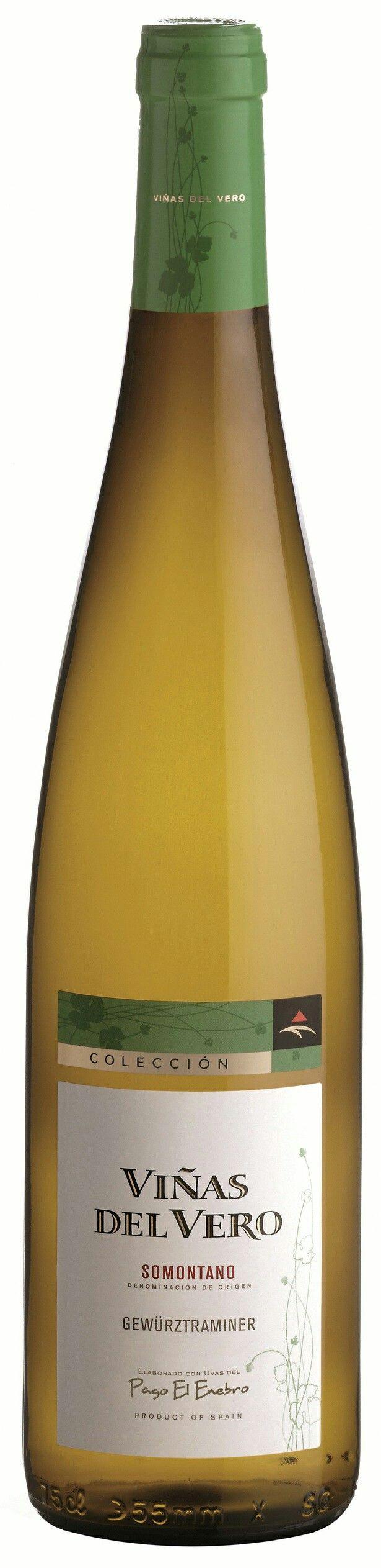 """Viñas del Vero Gewürztraminer 2015 ha obtenido el Baco de Oro enla gran cita española con los vinos jóvenes: los """"Premios Baco cosecha 2015"""". #winelovers. #wine, #vino"""