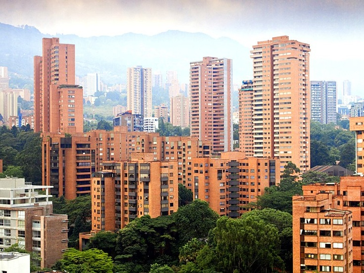 Top 5 Cities in Central  South America : Condé Nast Traveler