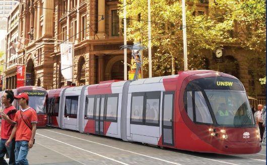 Sydney light rail a welcome initiative