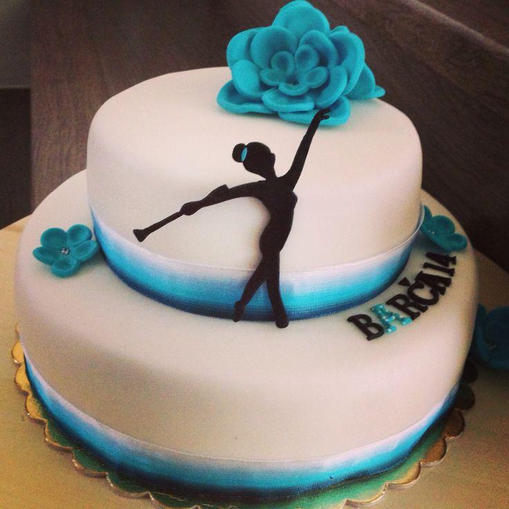 Dort mazoretka,  Cake Majorettes