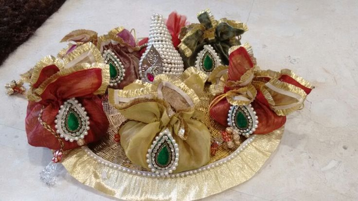 Packing Ideas For Wedding Gifts: Dry Fruit Packing- Vrishti Creations Ph 9669207565