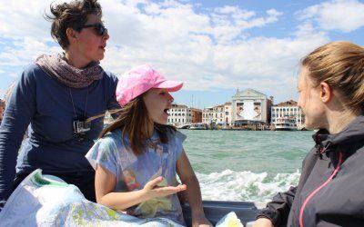 Navigating through Venice Experience. Navigate across the venetian laggon and its islands!