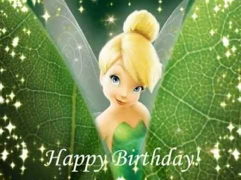 Happy Birthday, TinkerBell Style!  #1