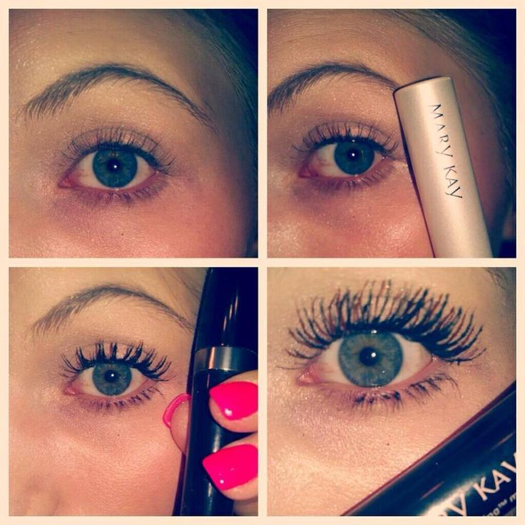 Full Lashes with out Falsies. MK lash primer, ultimate mascara, and lash Love mascara. Easy, quick. full. http://www.marykay.com/ashleyrunyan