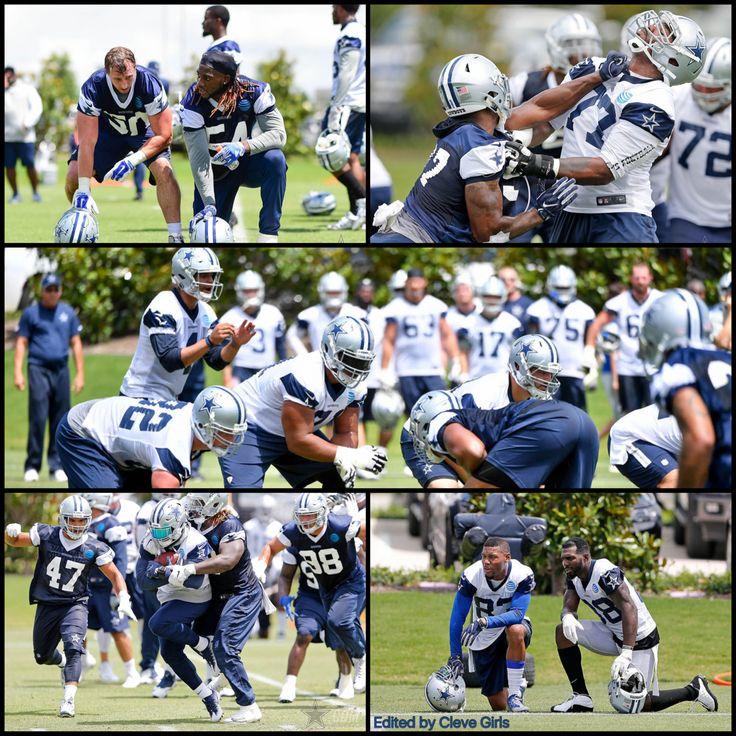 Mini camp day 1 | Dallas Cowboys