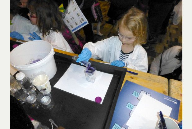 Cambridge Science Festival provides inspiration to budding scientists.