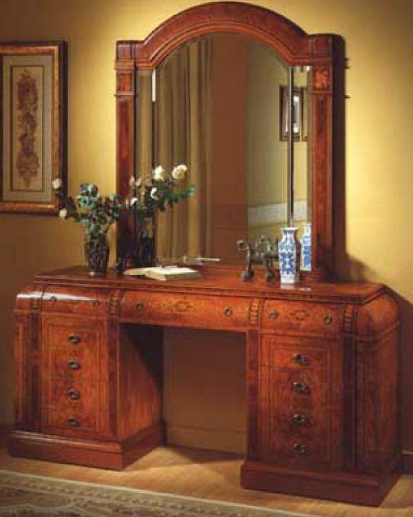 Italian Furniture   Maplewood Italian Bedroom Furniture Set
