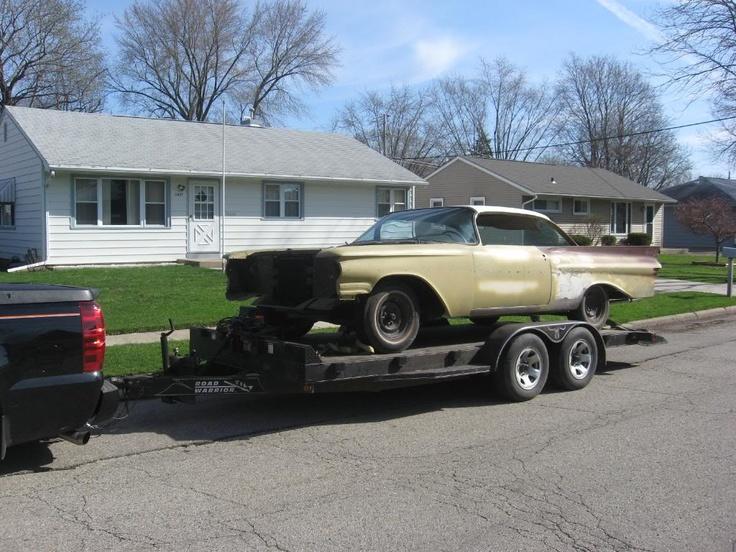 59 Pontiac Ready to roll