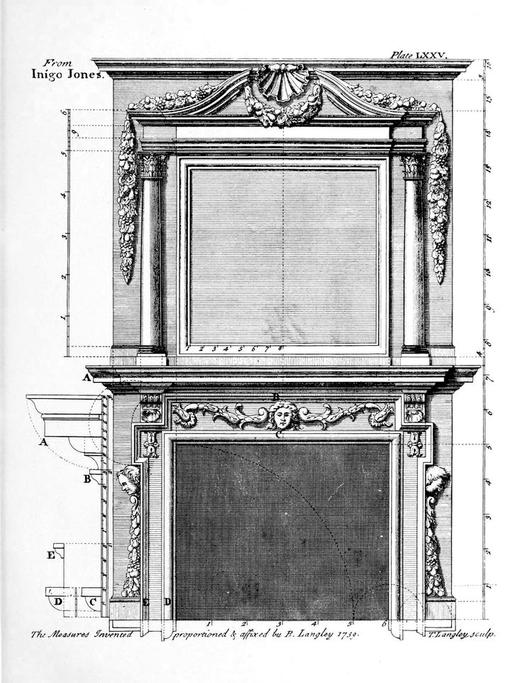 the architectural designs of inigo jones Accession of the stuarts—walling ford house—henry, prince of wales—masks  at court—inigo jones—the banqueting house—the great design of 1619.