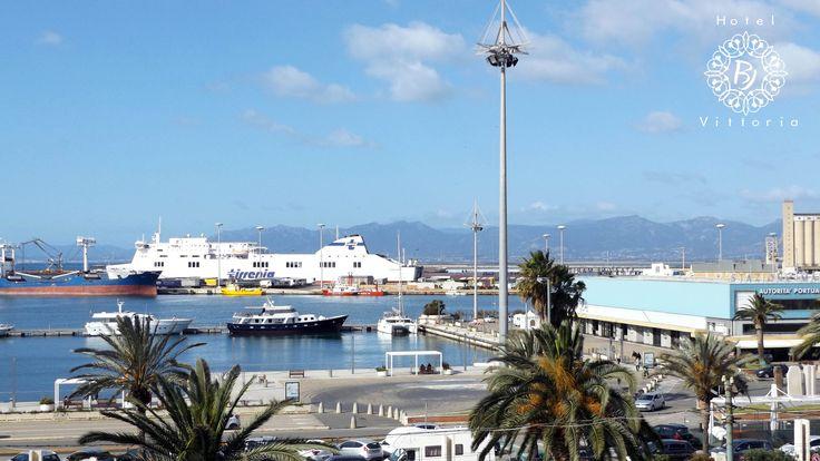 http://www.hotelbjvittoria.it   #vista #hotel #Cagliari #Sardegna