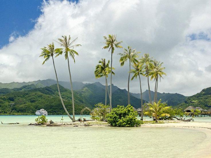 skrivbordsunderlägg - Franska Polynesien: http://wallpapic.se/stader-och-lander/franska-polynesien/wallpaper-15761