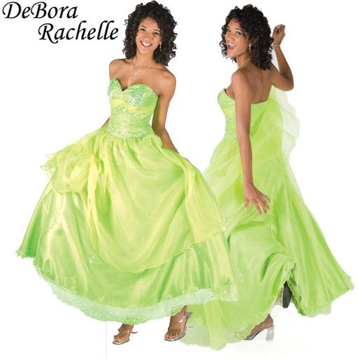 25  best ideas about Lime green prom dresses on Pinterest   Neon ...