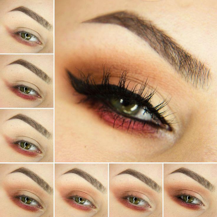 Tutorial - jesienny makijaż, który wykonacie przy użyciu paletki Makeup Revolution New Trals vs Neutrals (http://www.perfumesco.pl/makeup-revolution-salvation-palette-(w)-paleta-16-cieni-do-powiek-new-trals-vs-neutrals-16g). Zapraszamy!