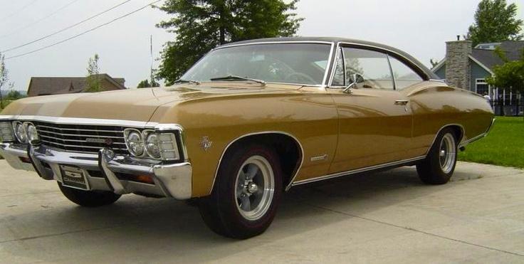 Impala 67 Ss 67 Impala