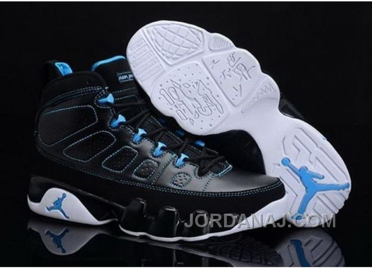 Ireland Chrismas Gift Edition Air Jordan 9 Ix Retro Mens Shoes Online  Discount Black White