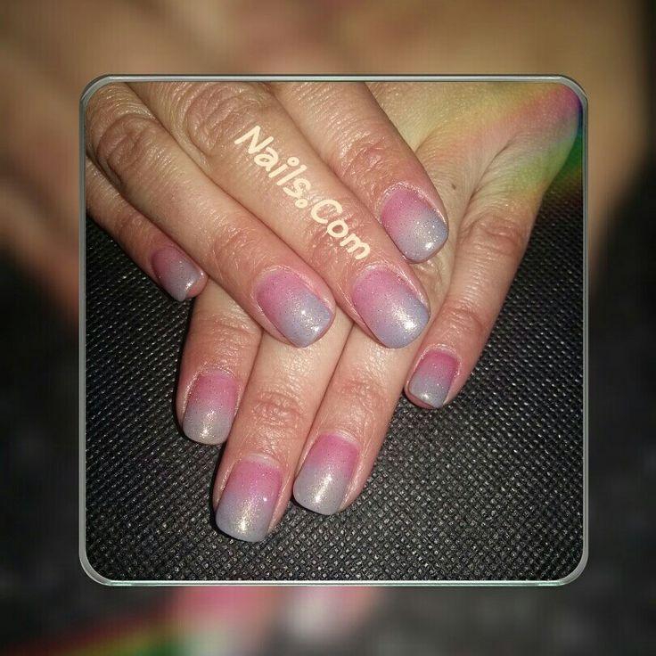 Nele Acrylic Gel Overlays with Gradient