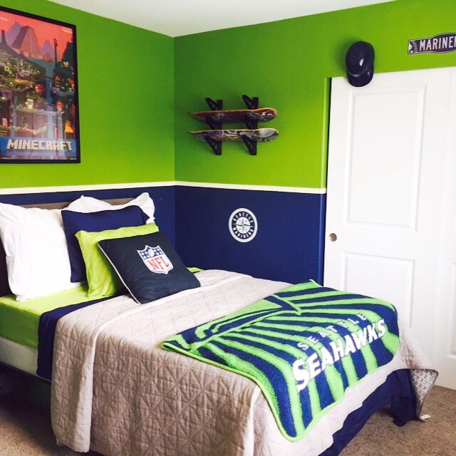 25+ Best Gamer Bedroom Ideas On Pinterest
