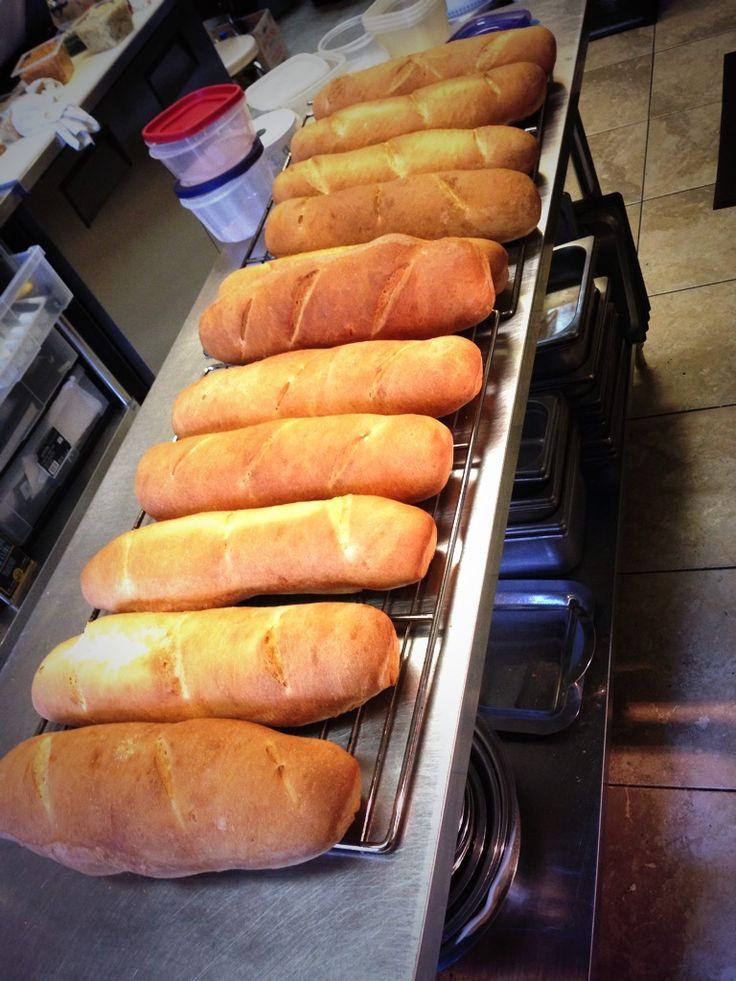 Fresh baked bread yumm