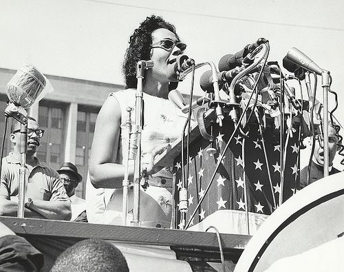 14 famous African-American women's speeches from The Eloquent Woman Index